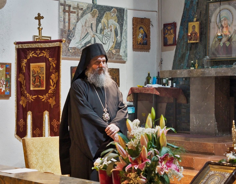 Празник Светог Георгија у храму Рождества Пресвете Богородице