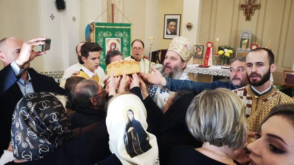 Храмовна слава у Удинама