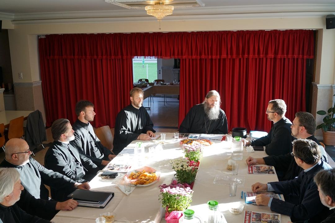 Братски састанак свештенства у Швајцарској