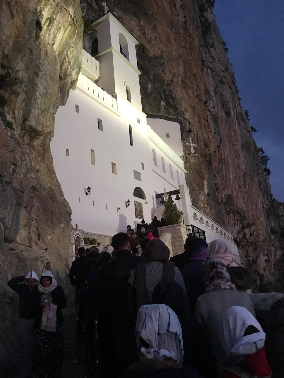 Поклоњење светињама Црне Горе