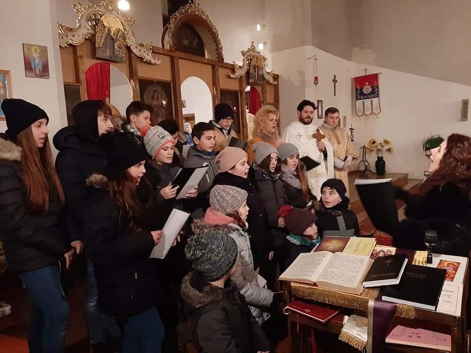 Празник Рождества Богомладенца у Браунау на реци Ин