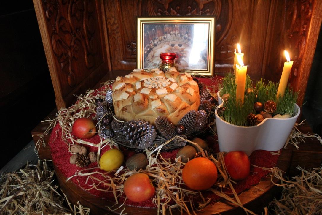Божић свечано прослављен у луцернској парохији