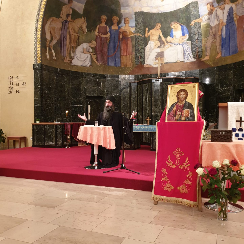 Предавање у Санкт Галену