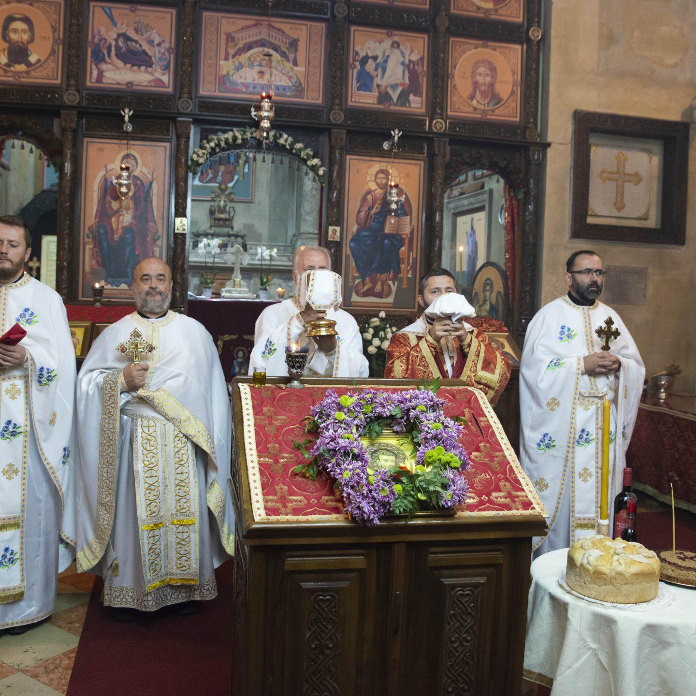 Храмовна слава у Вићенци