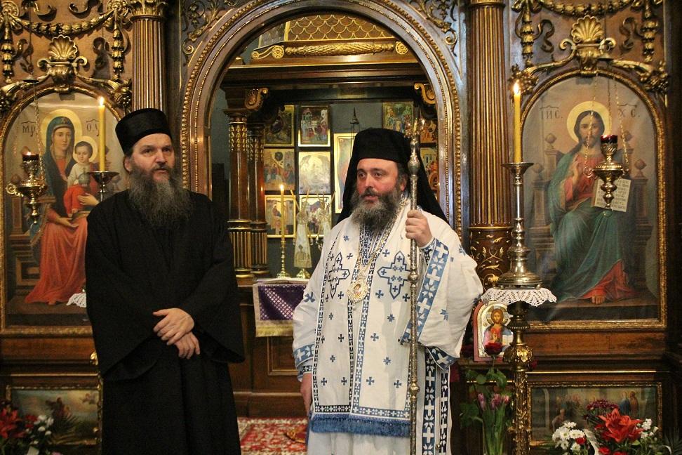 Епископ брегалнички Марко посетио Епархију аустријско-швајцарску