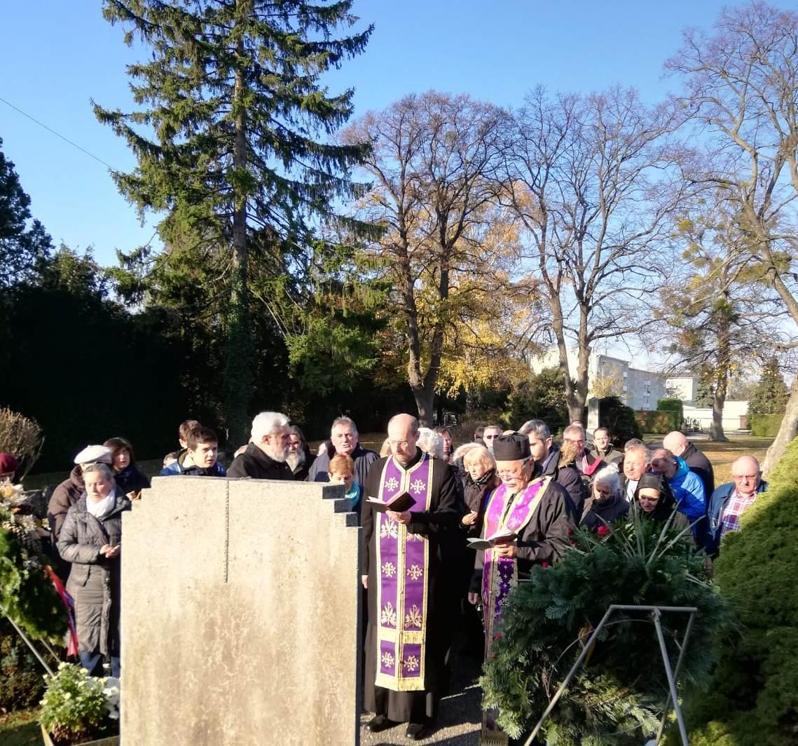 Традиционална посета гробљима у Бургенланду