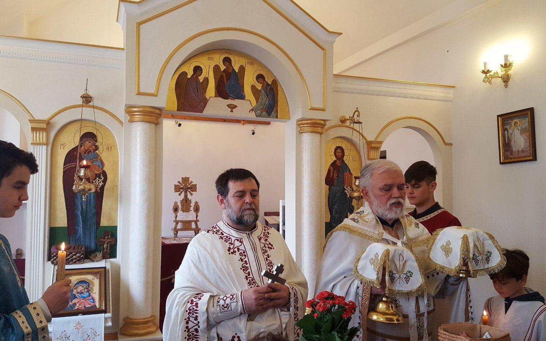 Прослава Св. Козме и Дамјана у Тулну