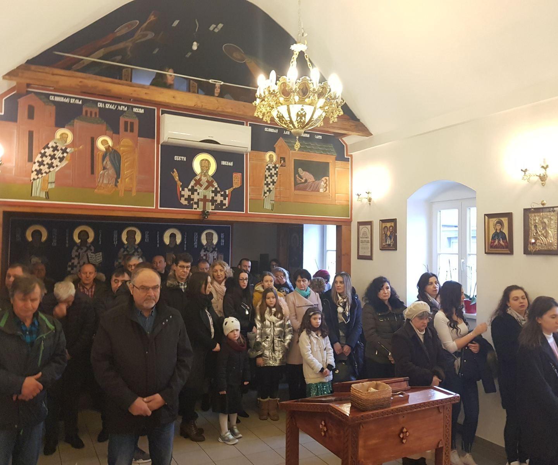 Прослава Светог Саве у Тулну