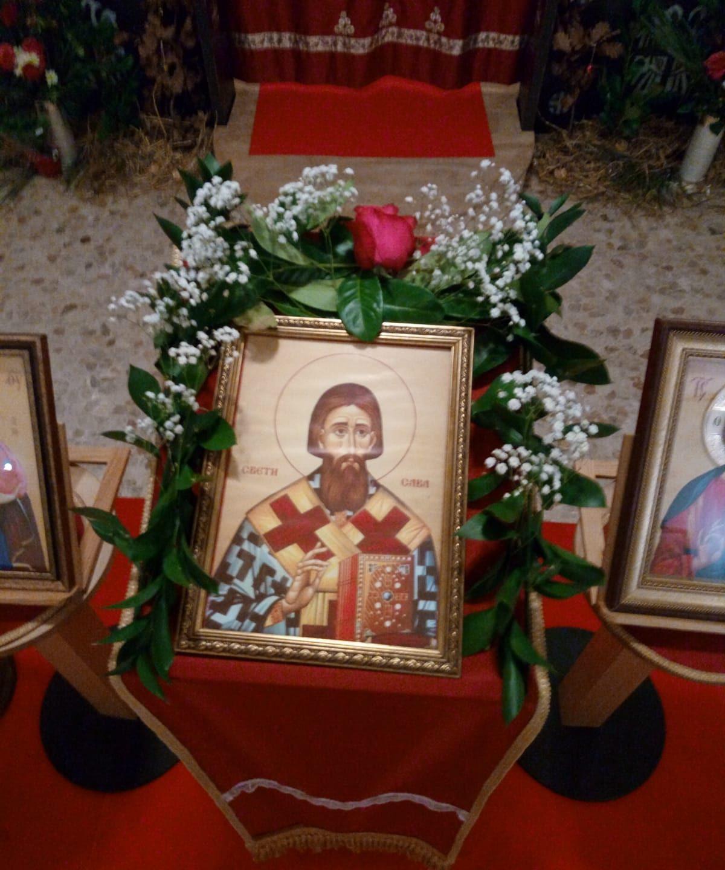 Деца из Фриулија прославила своју славу Св. Саву
