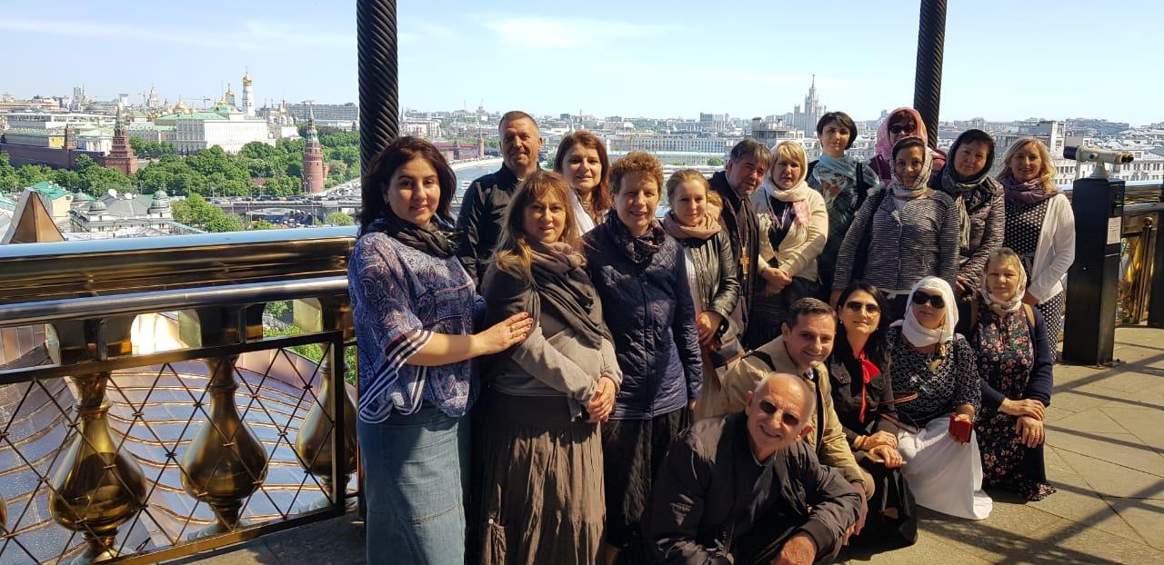 Поклоничко путовање групе верника из Цириха – обилазак православних светиња Москве и Подмосковља