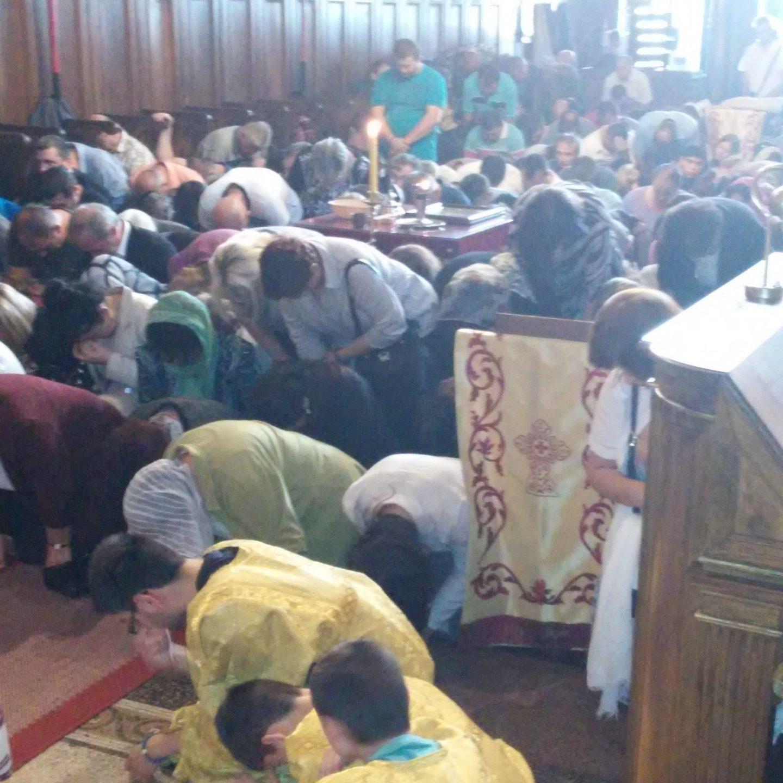 Празник Мале Госпојине у Саборној цркви – Призив Светога Духа за ученике