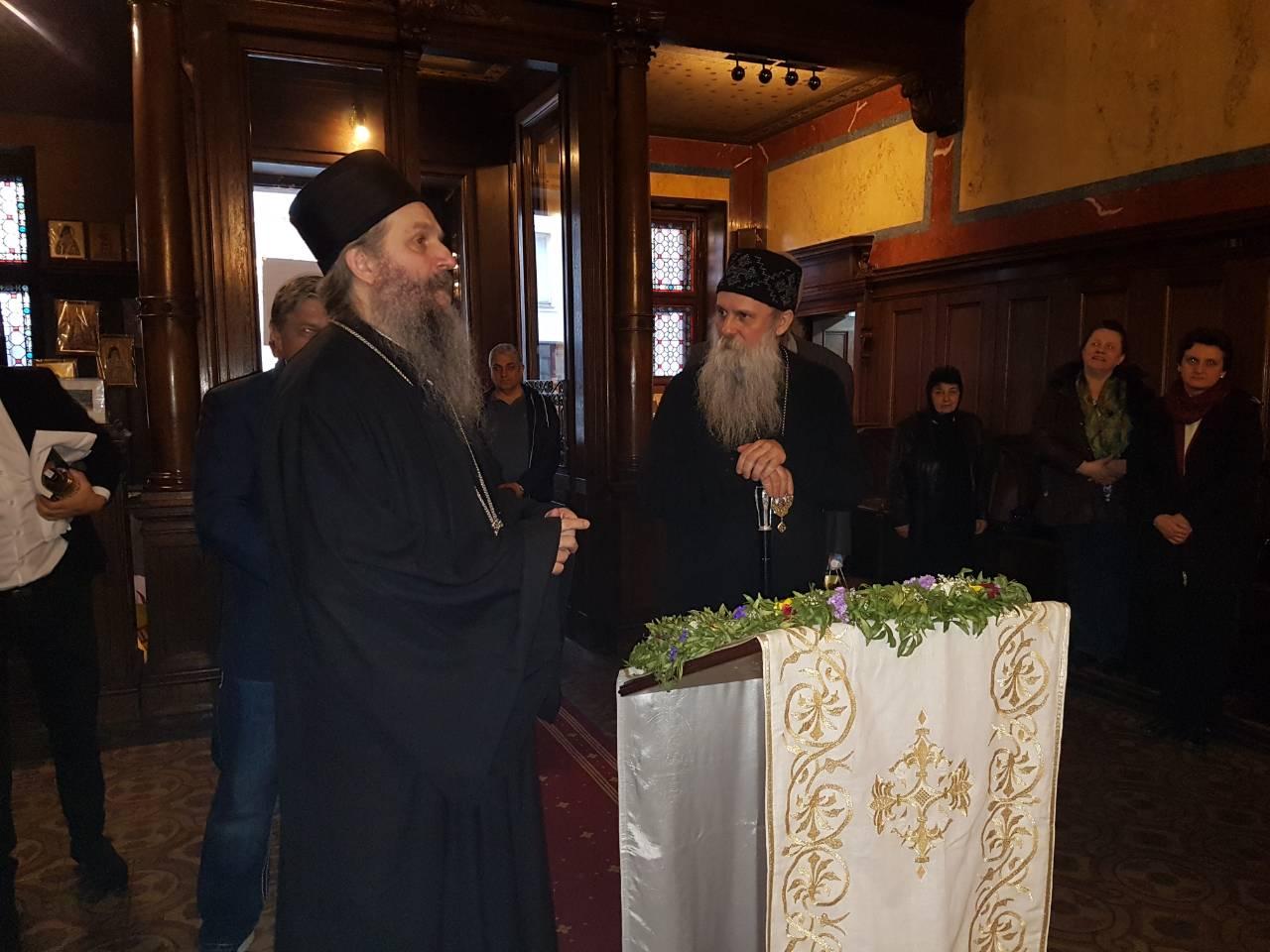 Епископ славонски г. Јован посетио Беч