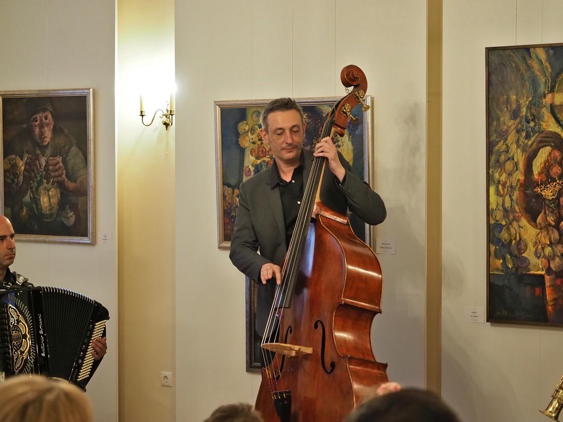 Концерт џез оркестра у Бечу