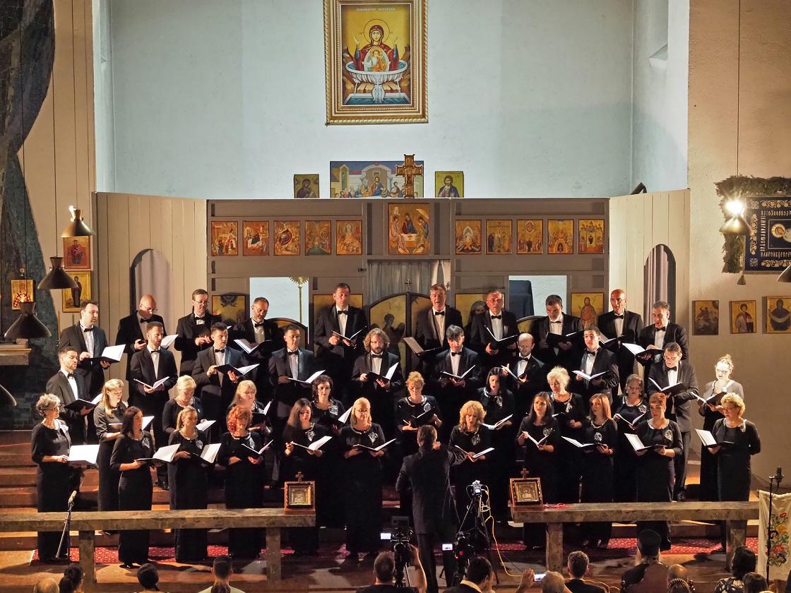 Хор РТС концертом у Бечу крунисао европску турнеју