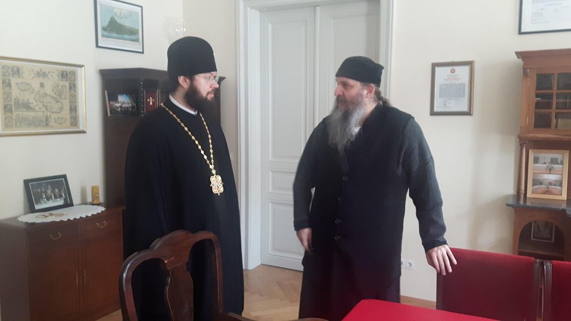 Посета Архиепископа Антонија