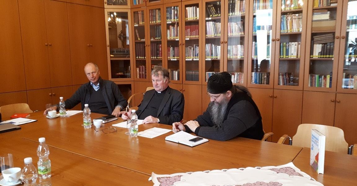 Седница Међуцрквеног Савета цркава Аустрије у Бечу