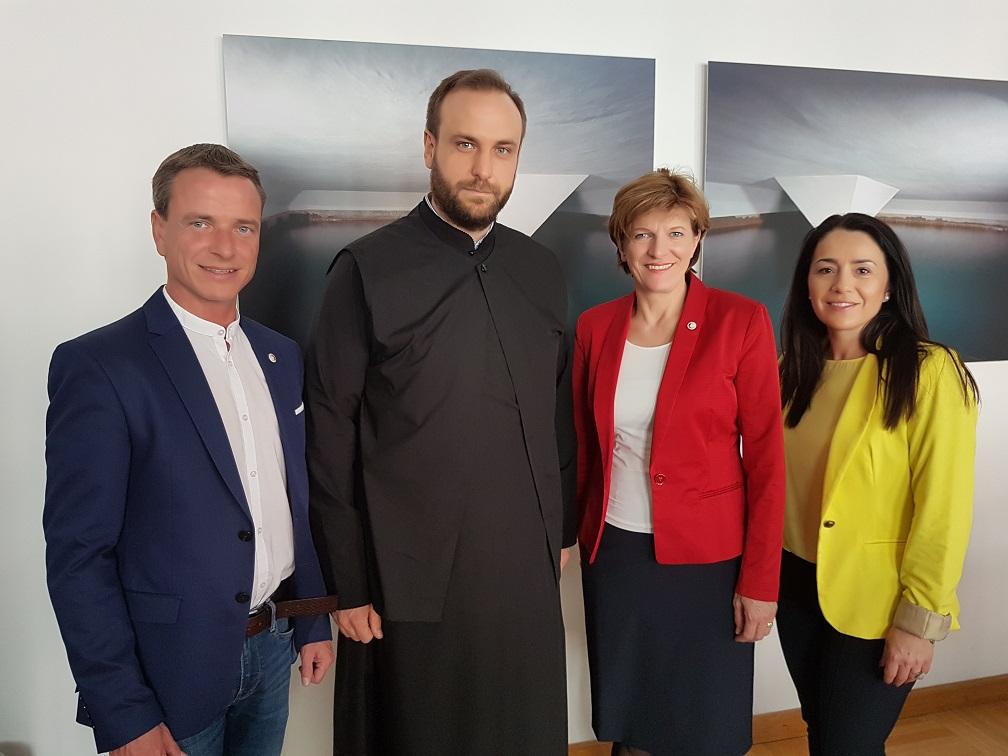 Интервју са градоначелницом Инсбрука