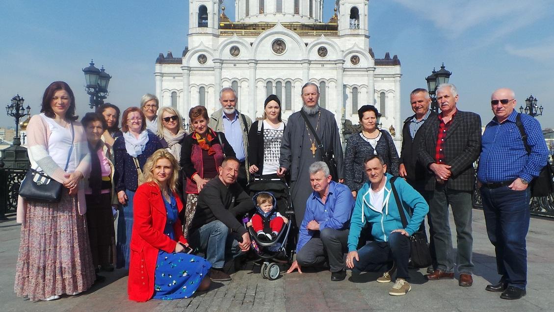 Поклоничко путовање у Москву
