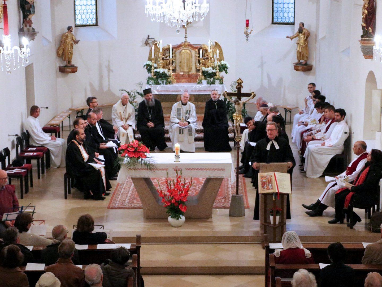 Екуменска молитва у Каграну