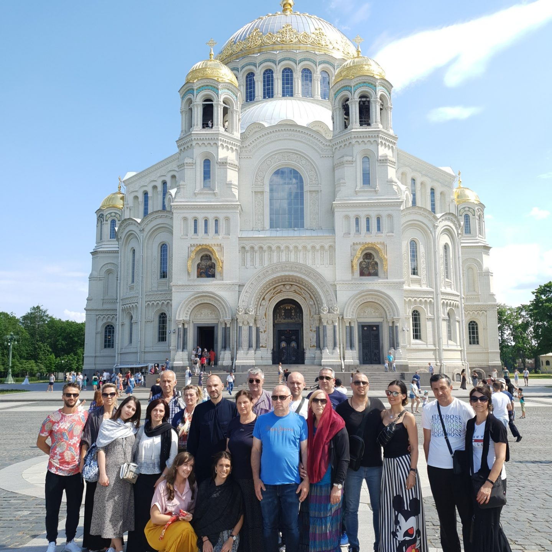 Поклоничко путовање у Ст. Петербург