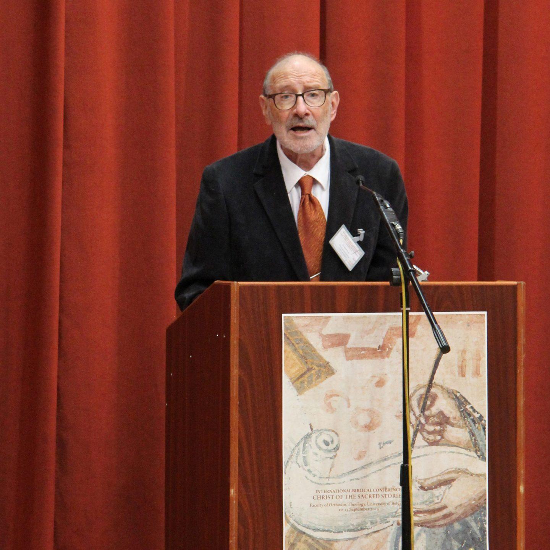 Одлазак пријатеља, учитеља и добротвора: упокојио се проф. др Улрих Луц (1938 – 2019)