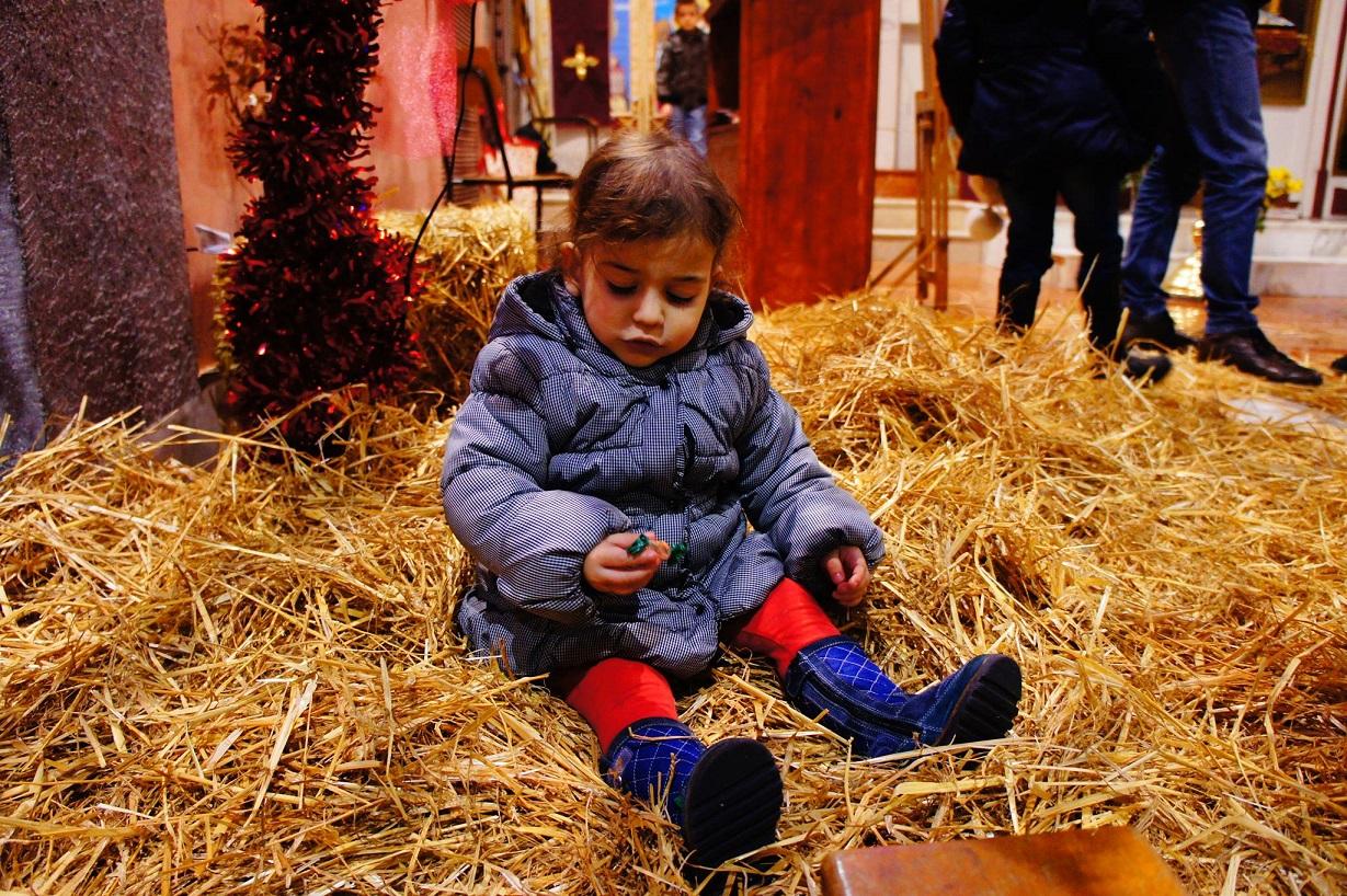 Божић у Милану