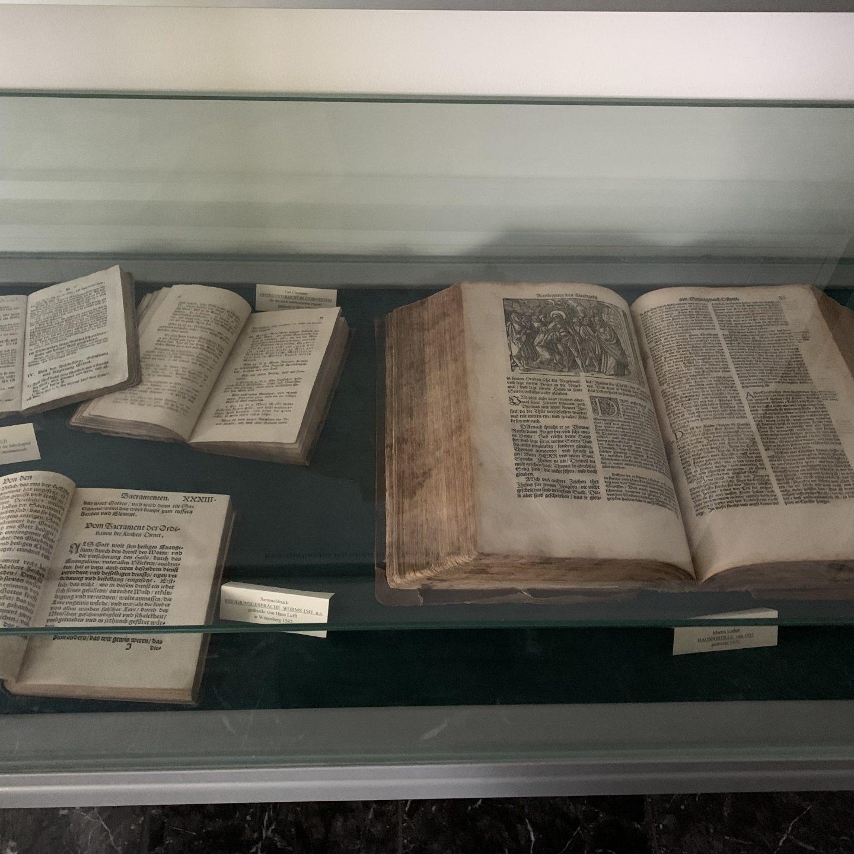 Библијско вече у Бечу