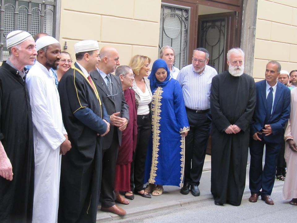 Муслимани у Трсту прославили Бајрам