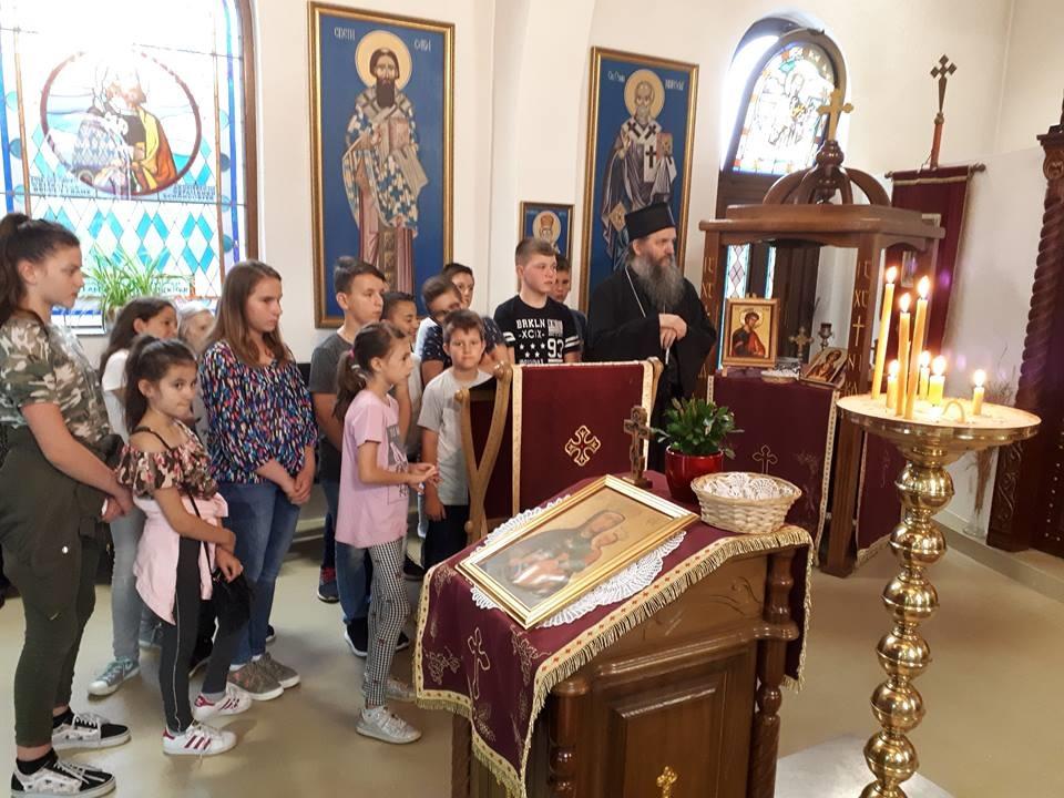 Духовно вече у Санкт Пелтену