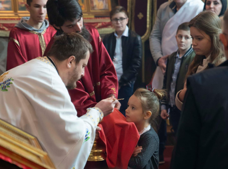У Вићенци прослављен Св. Сава