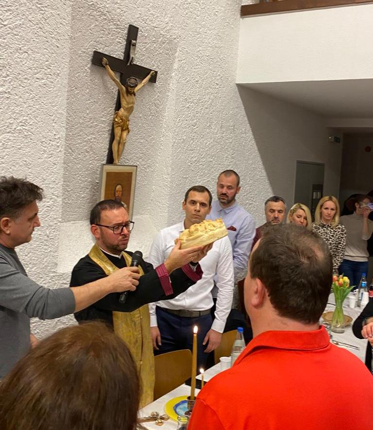 Прослава Светог Саве у Фелдкирху