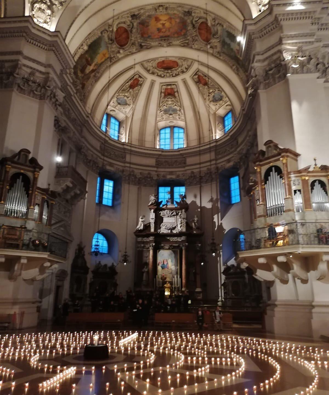 Екуменска  молитва за мир након терористичког напада у Бечу