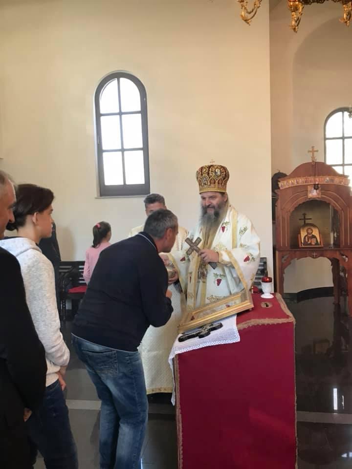 Епископ Андреј у Салфелдену и Бишофсхофену