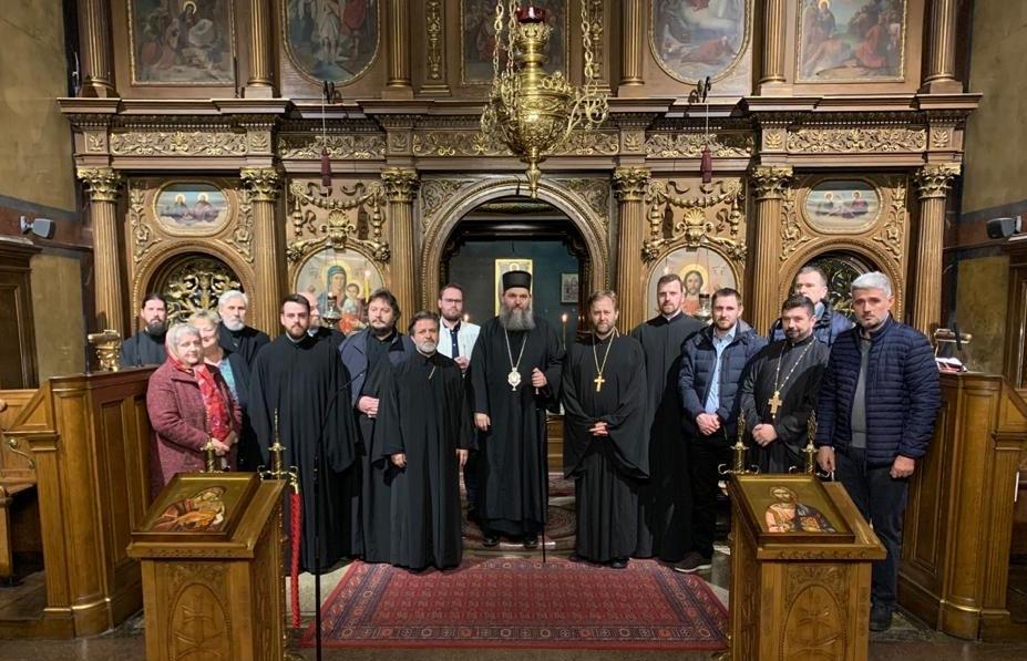 Одржана редовна седница Епархијског Савета и ЕУО Епархије аустријско-швајцарске