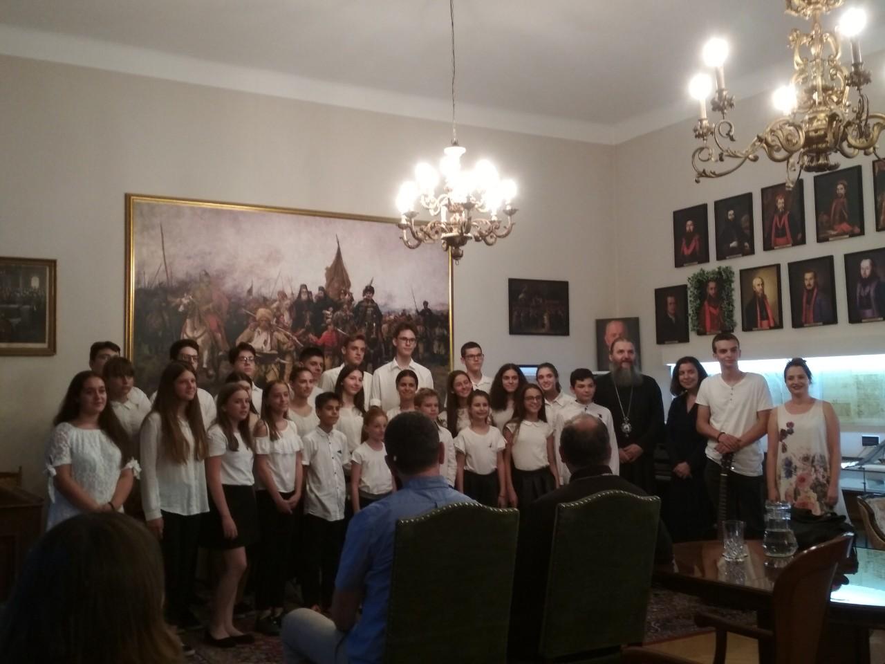 Отварање Међународне музичке летње школе у Бечу