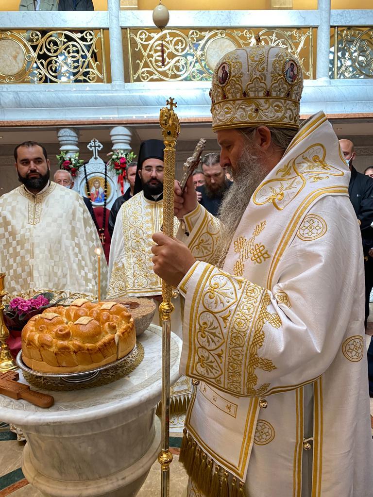 Храмовна слава Успењa Пресвете Богородице у Цириху