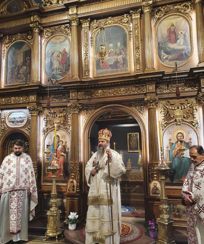 Kreuztag und Fest der Theophanie in der Wiener Kathedrale