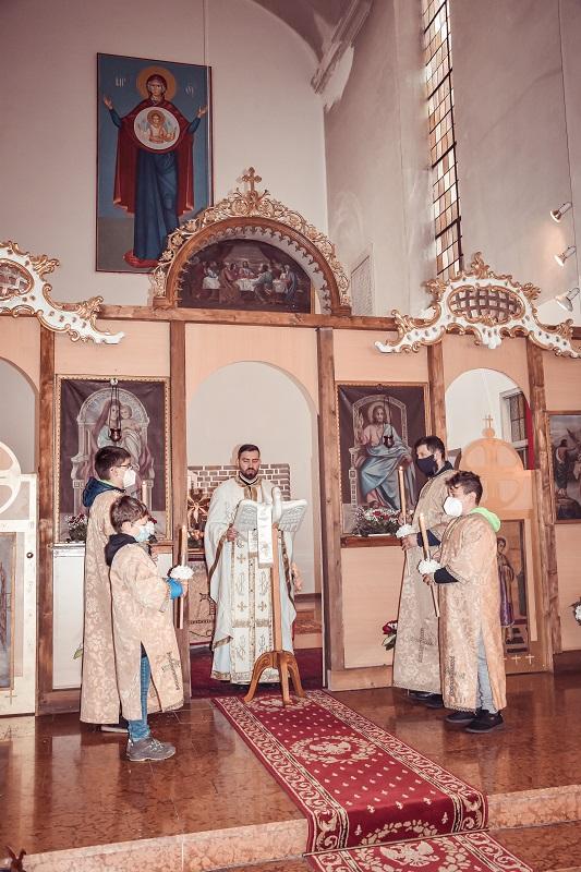 Васкрсење Христово у Браунау