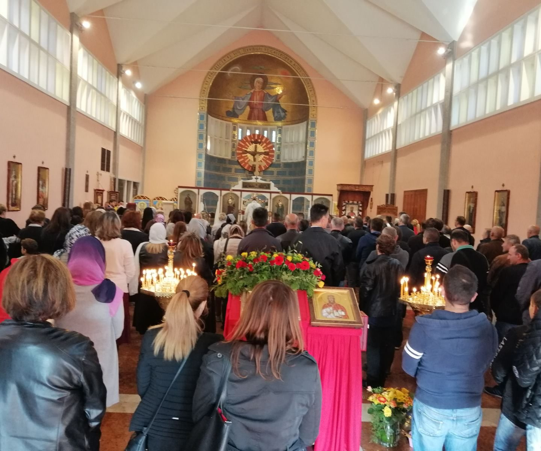 Храмовна слава у Милану