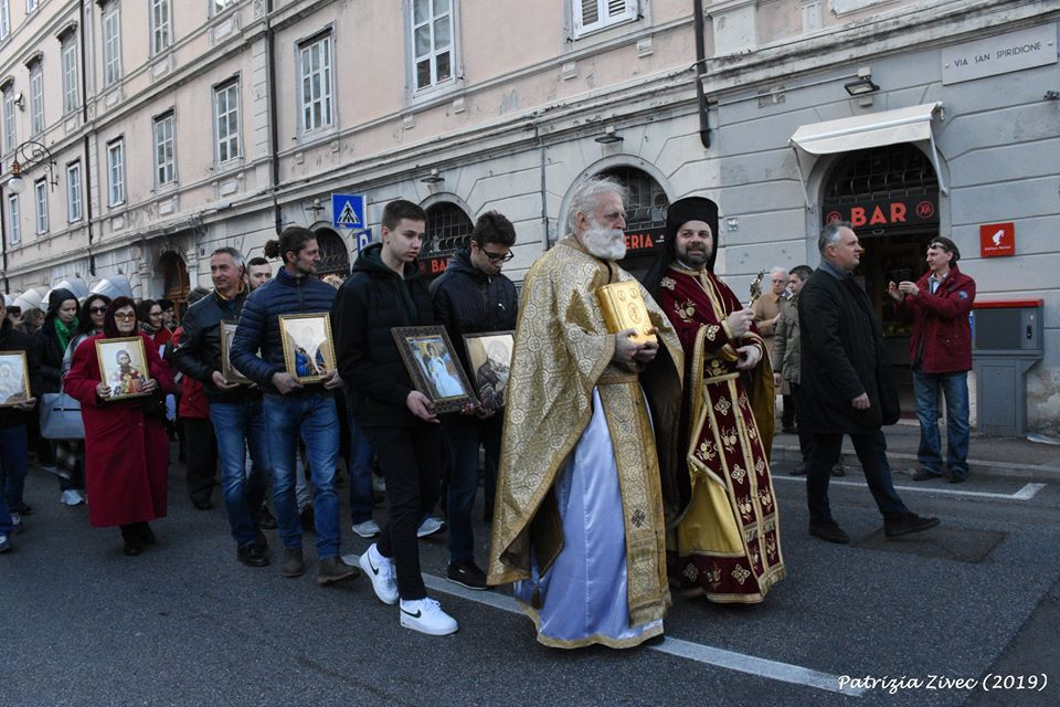 Недеља Православља у Трсту