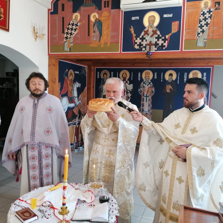 Прослава храмовне славе у Тулну