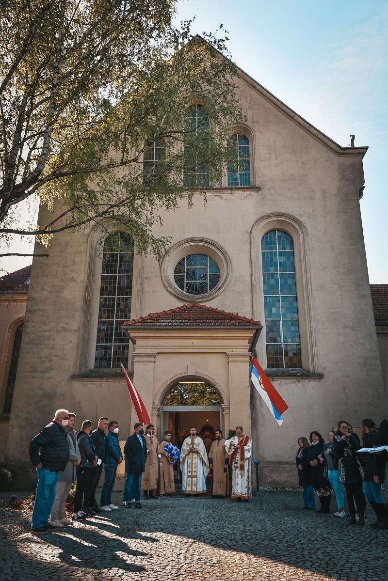 Храмовна слава у Браунау
