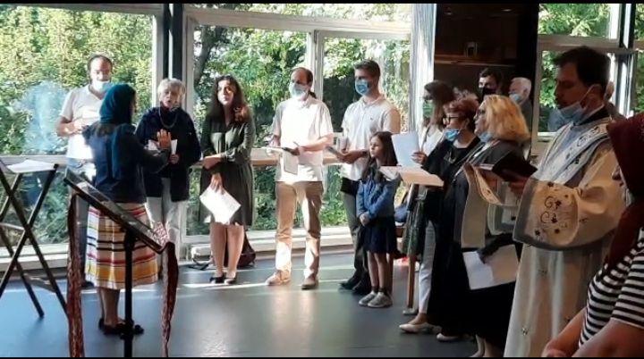 Прва хорска проба заједничког црквеног хора за Берн, Лозану и Женеву