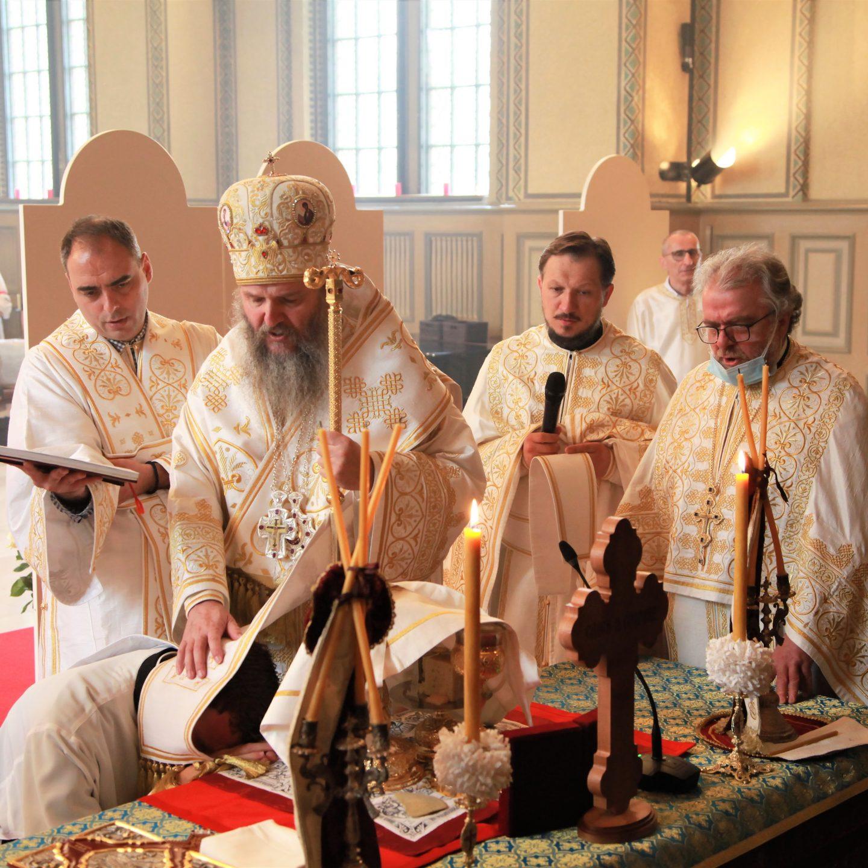 Рукоположење у Санкт Галену
