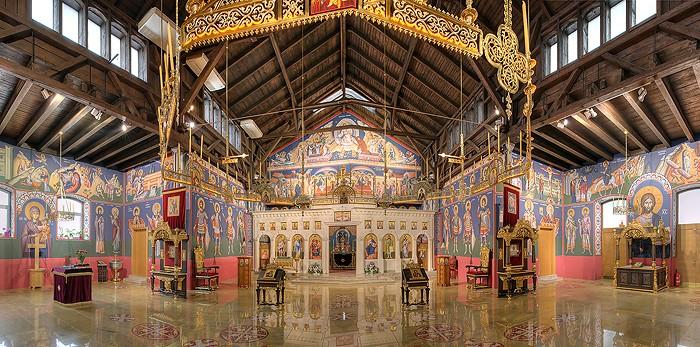 Распоред богослужења у храму Васкрсења Христовог