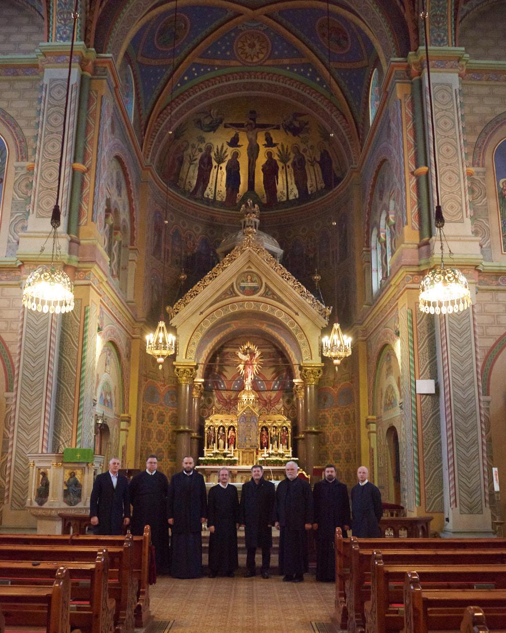 Историјски дан за Српску Православну Цркву у Инсбруку