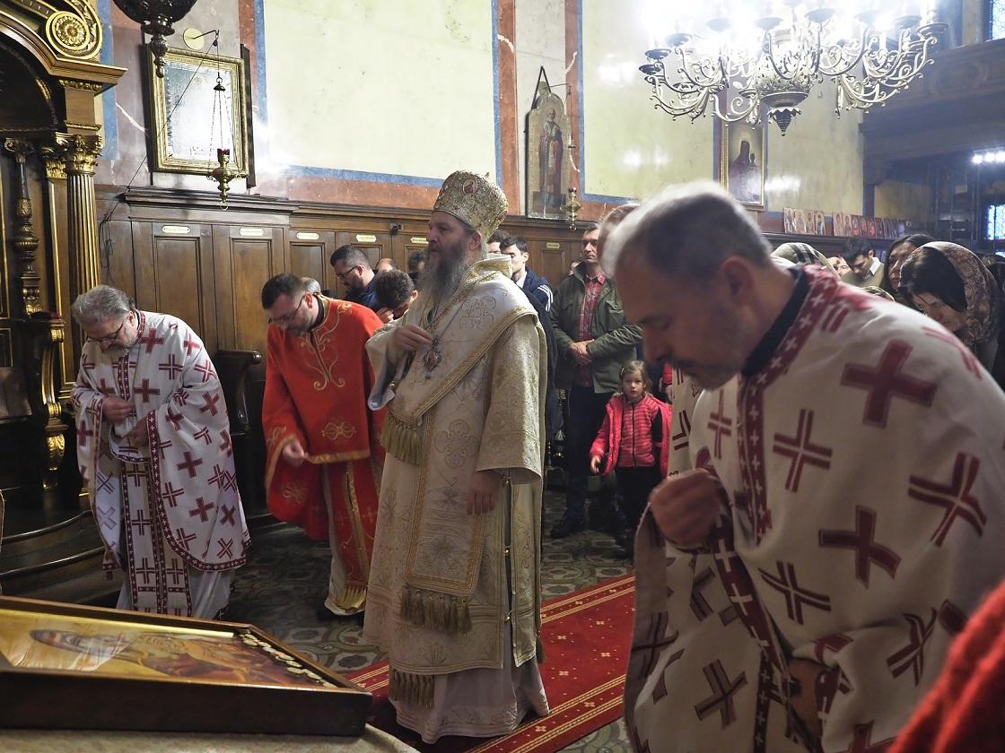 Свети Архистратиг Михаило прослављен у Бечу