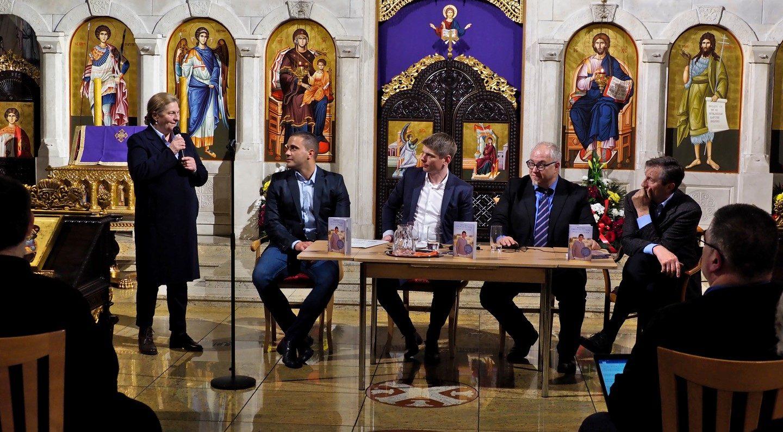 Арно Гујон гост Просвјете у Бечу и Линцу