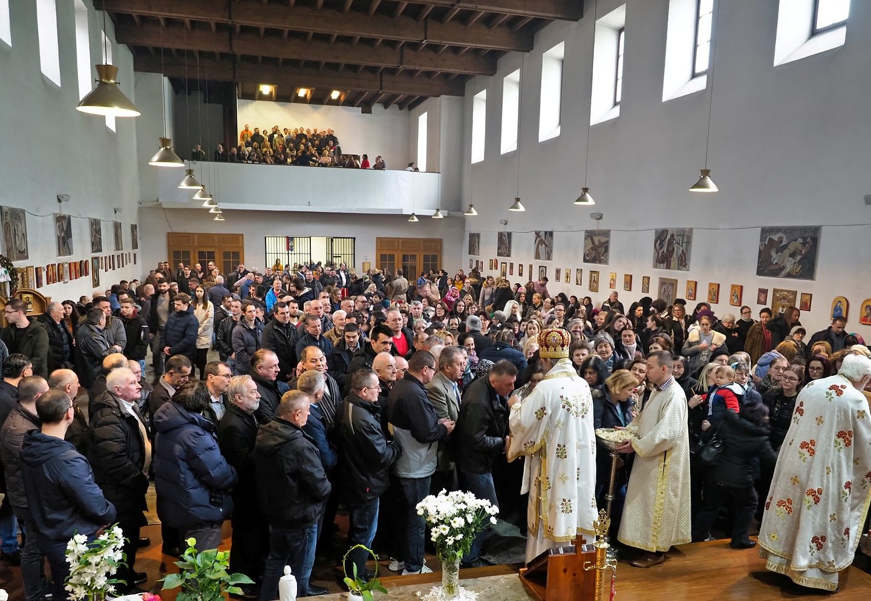 Трећи Стаж литургијског појања у Бечу (4. део)
