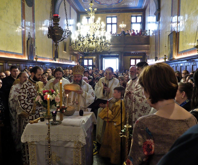 Слава Кола српских сестара при Саборном храму у Бечу
